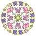 Mandala - mini - Flamingo Loisirs créatifs;Dessin - Image 5 - Ravensburger