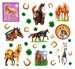 Glückliche Pferde Malen und Basteln;Malen nach Zahlen - Bild 3 - Ravensburger