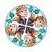 Mandala - mini - Disney La Reine des Neiges 2 Loisirs créatifs;Dessin - Image 2 - Ravensburger