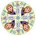 Mandala - midi - Disney La Reine des Neiges 2 Loisirs créatifs;Dessin - Image 2 - Ravensburger
