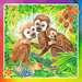 Süße Dschungeltiere Malen und Basteln;Malsets - Bild 3 - Ravensburger