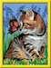 Numéro d art - moyen - Chat et son compagnon le papillon Loisirs créatifs;Peinture - Numéro d'Art - Image 2 - Ravensburger