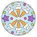 Midi Mandala-Designer 2 in 1 - Unicorn Hobby;Mandala-Designer® - image 5 - Ravensburger