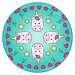 Mandala - mini - Unicorn Loisirs créatifs;Mandala-Designer® - Image 2 - Ravensburger