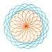 Spiral Designer Mini  orange Loisirs créatifs;Activités créatives - Image 5 - Ravensburger