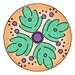 Mandala - midi - Enchantimals Loisirs créatifs;Dessin - Image 2 - Ravensburger