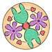 Mandala - midi - Enchantimals Loisirs créatifs;Dessin - Image 5 - Ravensburger
