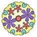 Mandala - midi - Enchantimals Loisirs créatifs;Dessin - Image 6 - Ravensburger
