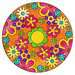 Mini Mandala-Designer® Flower Power Arts & Crafts;Mandala-Designer® - image 6 - Ravensburger