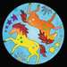 Metallic Mandala-Designer Horses Malen und Basteln;Malsets - Bild 4 - Ravensburger