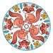 Mandala - mini - Cute animals Loisirs créatifs;Dessin - Image 5 - Ravensburger