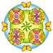 Mandala  - midi - Flowers & butterflies Loisirs créatifs;Dessin - Image 13 - Ravensburger