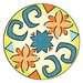 Mandala - midi - Disney Vaiana Loisirs créatifs;Dessin - Image 5 - Ravensburger
