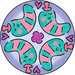 Trollové střední Mandala Kreativita;Mandala Designer - image 3 - Ravensburger