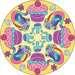 Trollové střední Mandala Kreativita;Mandala Designer - image 7 - Ravensburger