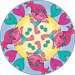 Trollové střední Mandala Kreativita;Mandala Designer - image 8 - Ravensburger