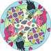Trollové střední Mandala Kreativita;Mandala Designer - image 9 - Ravensburger