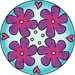 Trollové střední Mandala Kreativita;Mandala Designer - image 10 - Ravensburger