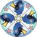 Disney Hledá se Dory malá Mandala Kreativita;Mandala Designer - image 3 - Ravensburger