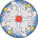 Disney Hledá se Dory malá Mandala Kreativita;Mandala Designer - image 6 - Ravensburger