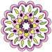 Mini Mandala-Designer® Romantic Arts & Crafts;Mandala-Designer® - image 6 - Ravensburger