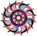 Mini Mandala-Designer® Romantic Arts & Crafts;Mandala-Designer® - image 8 - Ravensburger