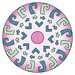 Mandala - mini - Disney Vaiana Loisirs créatifs;Dessin - Image 3 - Ravensburger