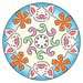 Mandala - mini - Disney Vaiana Loisirs créatifs;Dessin - Image 4 - Ravensburger