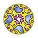 Junior Mandala-Designer® Princess Arts & Crafts;Mandala-Designer® - image 4 - Ravensburger