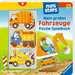 Mein großes Fahrzeuge Puzzle-Spielbuch Kinderbücher;Babybücher und Pappbilderbücher - Bild 2 - Ravensburger