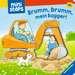 Brumm, brumm, mein Bagger! Kinderbücher;Babybücher und Pappbilderbücher - Bild 1 - Ravensburger