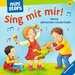 Sing mit mir! Meine allerersten Kinderlieder Kinderbücher;Babybücher und Pappbilderbücher - Bild 1 - Ravensburger