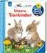 Unsere Tierkinder Kinderbücher;Wieso? Weshalb? Warum? - Bild 2 - Ravensburger