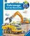 Fahrzeuge auf der Baustelle Kinderbücher;Kindersachbücher - Bild 1 - Ravensburger