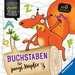 Buchstaben für junge Hüpfer Kinderbücher;Lernbücher und Rätselbücher - Bild 1 - Ravensburger
