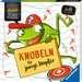 Knobeln für junge Hüpfer Kinderbücher;Lernbücher und Rätselbücher - Bild 2 - Ravensburger