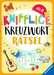 Knifflige Kreuzworträtsel Kinderbücher;Lernbücher und Rätselbücher - Bild 1 - Ravensburger