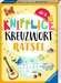 Knifflige Kreuzworträtsel Kinderbücher;Lernbücher und Rätselbücher - Bild 2 - Ravensburger