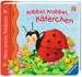 Mein erstes Fühlbuch: Kribbel, krabbel, Käferchen Kinderbücher;Babybücher und Pappbilderbücher - Bild 2 - Ravensburger