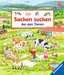 Sachen suchen: Bei den Tieren Kinderbücher;Babybücher und Pappbilderbücher - Bild 1 - Ravensburger