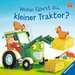 Wohin fährst du, kleiner Traktor? Kinderbücher;Babybücher und Pappbilderbücher - Bild 1 - Ravensburger