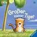 Großer kleiner Tiger Kinderbücher;Babybücher und Pappbilderbücher - Bild 1 - Ravensburger