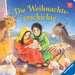 Die Weihnachtsgeschichte Kinderbücher;Babybücher und Pappbilderbücher - Bild 1 - Ravensburger