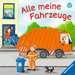 Alle meine Fahrzeuge Kinderbücher;Babybücher und Pappbilderbücher - Bild 1 - Ravensburger