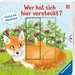 Wer hat sich hier versteckt? Suche die Waldtiere Kinderbücher;Babybücher und Pappbilderbücher - Bild 2 - Ravensburger