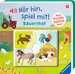 Hör hin, spiel mit! Mein Puzzle-Soundbuch: Bauernhof Baby und Kleinkind;Bücher - Bild 2 - Ravensburger