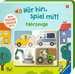 Hör hin, spiel mit! Mein Puzzle-Soundbuch: Fahrzeuge Baby und Kleinkind;Bücher - Bild 2 - Ravensburger