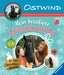 Ostwind: Mein kreativer Adventskalender Kinderbücher;Malbücher und Bastelbücher - Bild 1 - Ravensburger