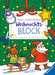 Mein superdicker Weihnachtsblock Kinderbücher;Malbücher und Bastelbücher - Bild 1 - Ravensburger