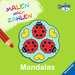 Malen nach Zahlen junior: Mandalas Kinderbücher;Malbücher und Bastelbücher - Bild 1 - Ravensburger
